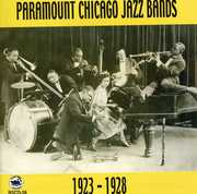 Paramount Chicago Jazz Bands 1923-1928