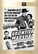 Frontier Marshal , Randolph Scott