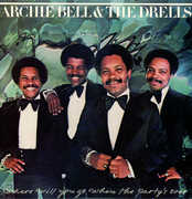 Where Will You Go When Partys Over , Archie Bell