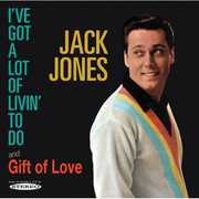 I've Got a Lot of Livin to Do /  Gift of Love , Jack Jones