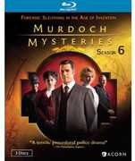 Murdoch Mysteries: Season 06 , Yannick Bisson