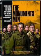 The Monuments Men , George Clooney