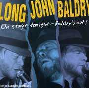 On Stage Tonight: Baldrys Out , Long John Baldry