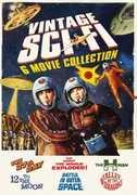 Vintage Sci-Fi: 6 Movie Collection , Martha Stewart