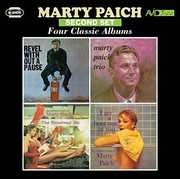 Revel Without a Pause /  Marty Paich Trio