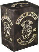 Sons of Anarchy: The Complete Series , Charlie Hunnam