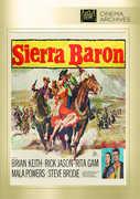 Sierra Baron , Brian Keith