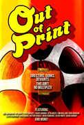 Out Of Print , Joe Carnahan