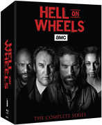Hell On Wheels: The Complete Series , Michael Nankin