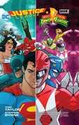 Justice League/ Power Rangers (DC)