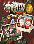 Gravity Falls: The Complete Series , Jason Ritter