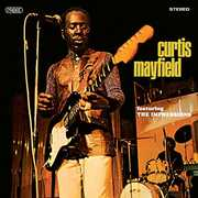 Curtis Mayfield Featuring The Impressions [Import] , Curtis Mayfield