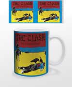 Clash Give 'Em Enough Rope 11 oz mug