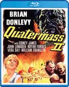 Quatermass II , Brian Donlevy