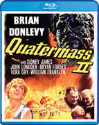Quatermass II , Brian Donlevy