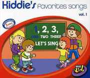 Kiddie's Favorite Songs, Vol. 1 [Import] , Various Artists