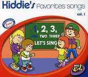 Kiddie's Favorite Songs, Vol. 1 [Import] , Various Artists