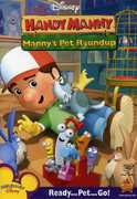 Manny's Pet Roundup , Carlos Alazraqui