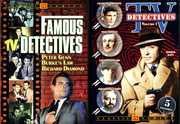 Famous TV Detectives Collection , Gary Conway
