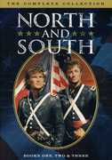 North and South: The Complete Collection (Books One, Two & Three) , David Carradine