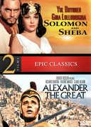 Solomon and Sheba /  Alexander the Great , Richard Burton
