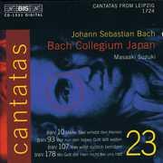 Complete Cantatas 23 , Bach Collegium Japan