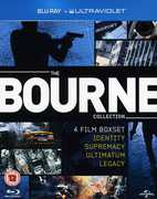 Bourne Collection (With Uv) [Import]