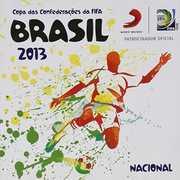 Copa Das Confederacoes Da Fifa Brasil 2013 /  Various [Import] , Various Artists