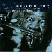 What a Wonderful World-The Great Satchmo Live [Import] , Louis Armstrong