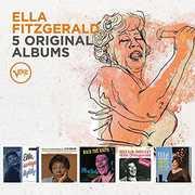5 Original Albums by Ella Fitzgerald , Ella Fitzgerald