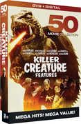Killer Creature Features: 50 Movie MegaPack , Various