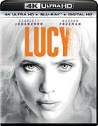 Lucy , Scarlett Johansson