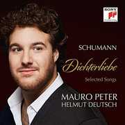 Schumann: Dichterliebe Op 48 /  Selected Songs [Import]