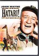 Hatari! , John Wayne