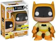 Funko Pop! Batman 75th Yellow Rainbow EE Exclusive