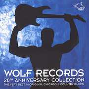 Wolf Records 20th Anniversary Collection , Various Artists