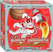 Killer Bunnies: Journey to Jupiter - Laser Red Booster Deck