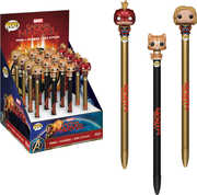 FUNKO PEN TOPPER: Captain Marvel (ONE Random Pen Topper Per Purchase)