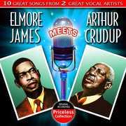 Elmore James Meets Arthur Cudrup