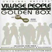 Best of the Village People-Golden Box [Import] , The Village People