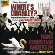 Where's Charley? /  Hans Christian Andersen (Original Soundtrack) [Import] , Frank Loesser