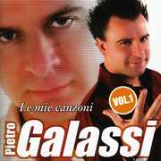 Le Mie Canzoni 1 [Import] , Pietro Galassi