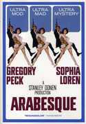 Arabesque , Gregory Peck