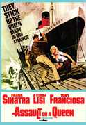 Assault on a Queen , Anthony Franciosa