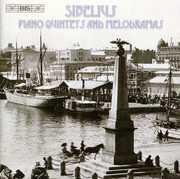 Piano Quintets , J. Sibelius