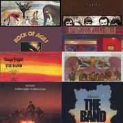 Capitol Albums 1968-1977 , The Band