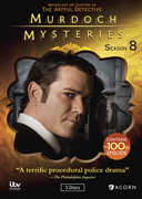 Murdoch Mysteries: Season 08 , Helene Joy