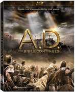 A.D.: The Bible Continues , Richard Coyle