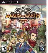 Aegis Of Earth: Protonovus Assault for PlayStation 3