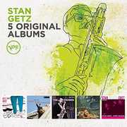 5 Original Albums, Volume 1 by Stan Getz , Stan Getz